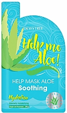 Fragrances, Perfumes, Cosmetics Soothing Face Mask - Dewytree Help Me Aloe! Soothing Mask