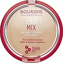 Fragrances, Perfumes, Cosmetics Compact - Bourjois Healthy Mix Powder
