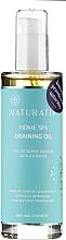 Fragrances, Perfumes, Cosmetics Massage Oil - Naturativ Draining Oil Home Spa