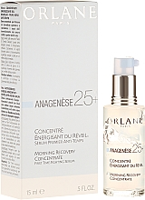 Fragrances, Perfumes, Cosmetics Face Serum - Orlane Anagenese 25+ Morning Concentrate First Time-Fighting Serum
