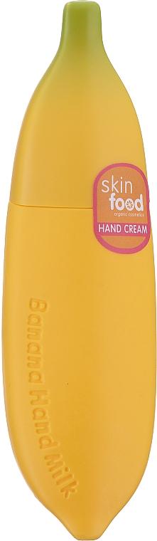 Hand Cream - IDC Institute Skin Food Hand Cream Banana