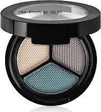 Fragrances, Perfumes, Cosmetics Eyeshadow - Paese Opal Eyeshadows Trio Perl Silk