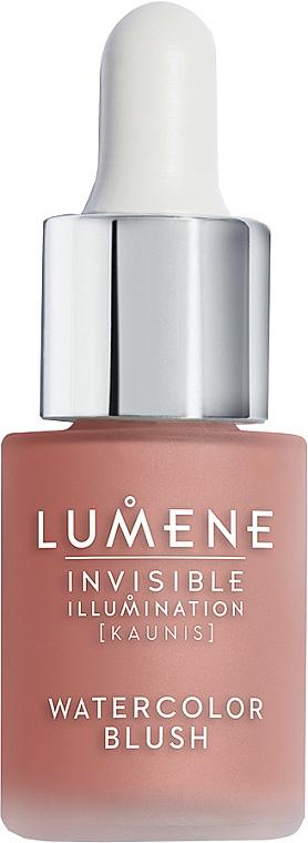 Fluid Blush - Lumene Invisible Illumination Watercolor Blush