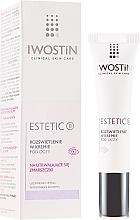 Fragrances, Perfumes, Cosmetics Brightening Eye Cream - Iwostin Estetic 2 Brightening Eye Cream