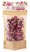 Fragrances, Perfumes, Cosmetics Aromatherapy Dry Buds - Bulgarian Rose Rosa Damascena Organic Dry Buds