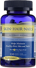 Fragrances, Perfumes, Cosmetics Bioactive Dietary Supplements for Skin, Hair, and Nails Strengthening - Holland & Barrett Skin Hair And Nails Naturally Inspired
