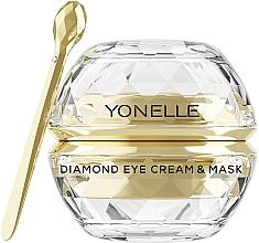 Fragrances, Perfumes, Cosmetics Eye Cream Mask - Yonelle Diamond Eye Cream & Mask