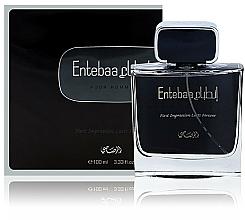 Fragrances, Perfumes, Cosmetics Rasasi Entebaa pour Homme - Eau de Parfum