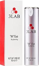Fragrances, Perfumes, Cosmetics Eye Area Lifting Cream - 3Lab M Eye Brightening Cream