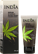 Fragrances, Perfumes, Cosmetics Face and Hands Serum for Very Dry Skin - India Serum For Very Dry Skin With Cannabis Oil