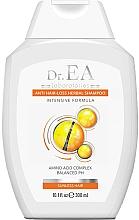 Fragrances, Perfumes, Cosmetics Anti Hair Loss Shampoo for Dull Hair - Dr.EA Anti-Hair Loss Herbal Sunless Hair Shampoo