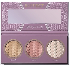 Fragrances, Perfumes, Cosmetics Face Contour Palette - Affect Cosmetics Contour Palette 2