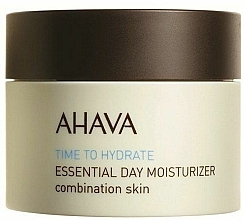 Fragrances, Perfumes, Cosmetics Moisturizing Cream for Combination Skin - Ahava Time To Hydrate Essential Day Moisturizer Combination