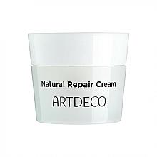 Fragrances, Perfumes, Cosmetics Natural Oil Nail Cream - Artdeco Natural Repair Cream