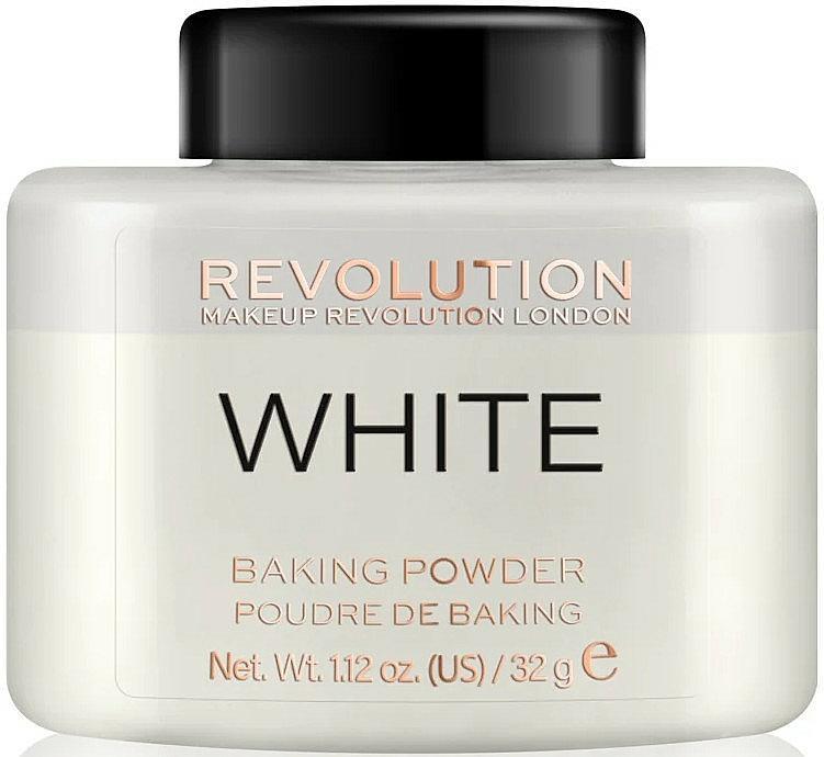 Loose Powder - Makeup Revolution Baking Powder