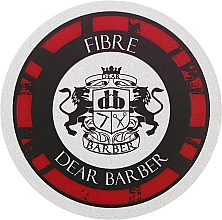 Fragrances, Perfumes, Cosmetics Fibre Hair Styling Paste - Dear Barber Fibre
