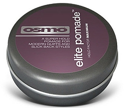 Fragrances, Perfumes, Cosmetics Ultra Strong Hold Gel-Styler, hold 4 - Osmo Elite Pomade Traveller