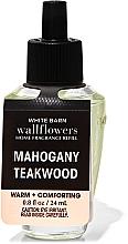 Fragrances, Perfumes, Cosmetics Bath and Body Works Mahogany Teakwood Wallflowers Fragrance - Aroma Diffuser (refill)