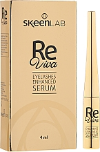 Fragrances, Perfumes, Cosmetics Lash Growth Serum - Skeenlab ReViva Eyelash Enhanced Serum