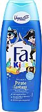 Fragrances, Perfumes, Cosmetics Boys Shower Gel-Shampoo - Fa Kids Pirate Fantasy