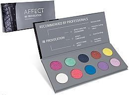 Fragrances, Perfumes, Cosmetics Pressed Eyeshadow Palette - Affect Cosmetics Provocation Eyeshadow Palette