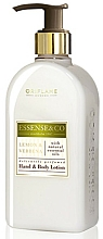 Fragrances, Perfumes, Cosmetics Hand & Body Lotion with Lime & Verbena - Oriflame Essense & Co. Hand&Body Lotion