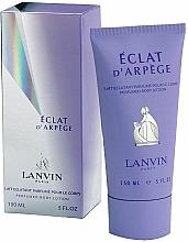 Fragrances, Perfumes, Cosmetics Lanvin Eclat D`Arpege - Body Lotion