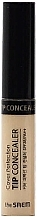 Fragrances, Perfumes, Cosmetics Skin Imperfections Covering Concealer - The Saem Cover Perfection Tip Concealer
