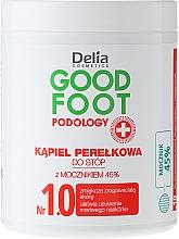 Fragrances, Perfumes, Cosmetics Foot Bath - Delia Cosmetics Good Foot Podology Nr 1.0