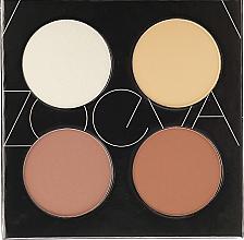 Fragrances, Perfumes, Cosmetics Face Contour Palette - Zoeva Contour Spectrum Contour Powder