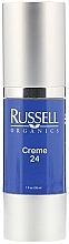 Fragrances, Perfumes, Cosmetics Moisturizing Face Cream - Russell Organics Creme 24