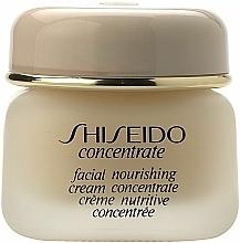 Fragrances, Perfumes, Cosmetics Nourishing Face Cream - Shiseido Concentrate Facial Nourishing Cream
