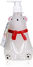 Fragrances, Perfumes, Cosmetics Liquid Soap 'White Bear' - Accentra Santa & Co Hand Soap