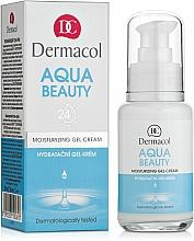 Fragrances, Perfumes, Cosmetics Moisturizing Gel-Cream - Dermacol Aqua Beauty