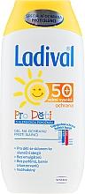 Fragrances, Perfumes, Cosmetics Lotion-Gel for Sensitive Skin - Ladival SPF50