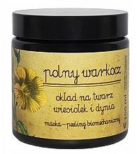 "Fragrances, Perfumes, Cosmetics Mask Peeling ""Evening Primrose & Melon"" - Polny Warkocz"