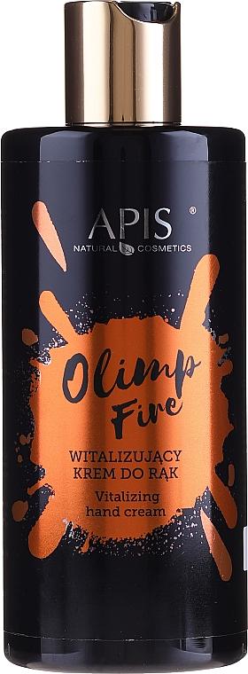 Regenerating Hand Cream - Apis Professional Olimp Fire Hand Cream