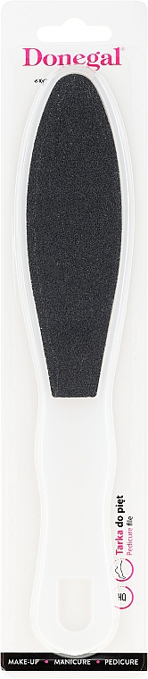 Foot File, 1022, white - Donegal