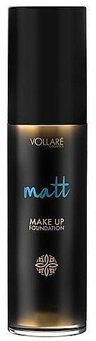 Foundation - Vollare Matt Make-up Foundation