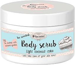 Fragrances, Perfumes, Cosmetics Coconut Organic Body Scrub - Nacomi Body Scrub
