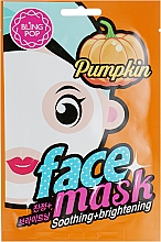 Fragrances, Perfumes, Cosmetics Pumpkin Face Mask - Bling Pop Pumpkin Smoothing & Brightening Mask
