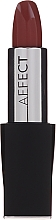 Fragrances, Perfumes, Cosmetics Lipstick - Affect Cosmetics Macadamia Oil Satin Lipstick