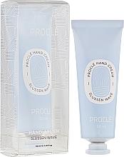 Fragrances, Perfumes, Cosmetics Hand Cream - Procle Hand Cream Slussen Wave