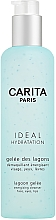 Fragrances, Perfumes, Cosmetics Makeup Remover Jelly - Carita Ideal Hydratation Gelee Des Lagons