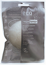 "Fragrances, Perfumes, Cosmetics Face & Body Sponge ""Konjac"" - Eco Cosmetics Cleansing Vegan Sponge Konjac"