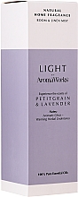 "Fragrances, Perfumes, Cosmetics Room Mist ""Petitgrain & Lavender"" - AromaWorks Light Range Room Mist"