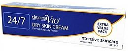 Fragrances, Perfumes, Cosmetics Dry Skin Cream - Derma V10 Dry Skin Cream