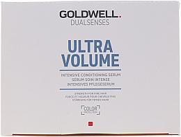 Fragrances, Perfumes, Cosmetics Intensive Volumizing Serum - Goldwell Dualsenses Ultra Volume Intensive