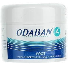 Fragrances, Perfumes, Cosmetics Foot and Shoe Powder - Odaban Foot and Shoe Powder
