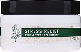 Fragrances, Perfumes, Cosmetics Eucalyptus & Mint Cracked Heel Treatment Cream - Bath and Body Works Stress Relief Cracked Heel Treatment